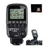 GODOX XT32-N 2,4 G Transmisor de Flash inalámbrico para cámaras Nikon (XT32N)