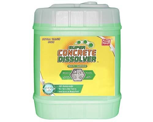 Super Concerete Dissolver 5-Gal. Concrete & Mortar Dissolver