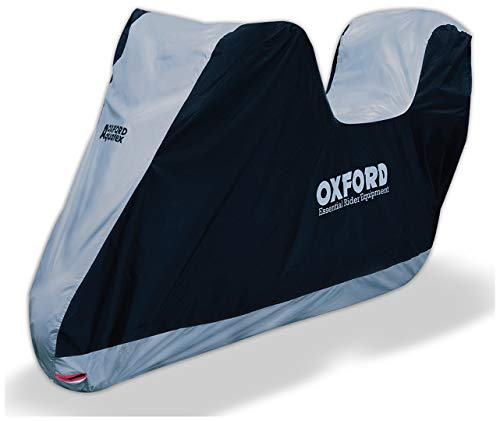Oxford CV201 Products Aquatex Scooter Cover, Blau, S