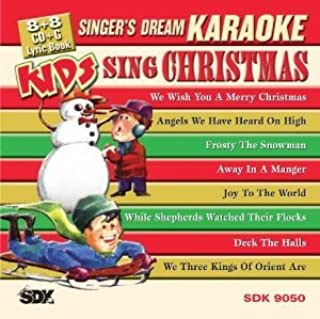 TWO KARAOKE CDG'S FOR THE PRICE OF ONE. 1.Christmas Classics (Karaoke CD) [Karaoke] 2.Kids Sing Christmas (Karaoke CD) [Karaoke] 3.