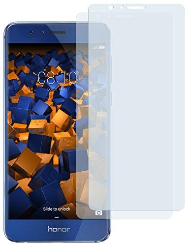 mumbi Schutzfolie kompatibel mit Huawei Honor 8 Folie matt, Displayschutzfolie (2X) - 3