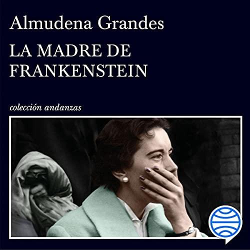 Diseño de la portada del título La madre de Frankenstein