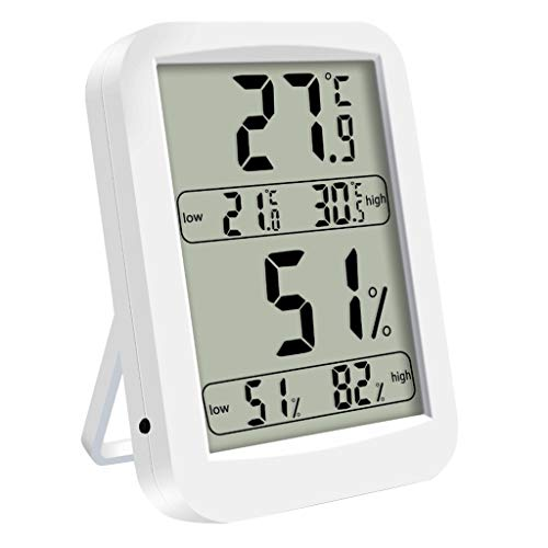 WSLHCsure Thermomètre hygromètre...