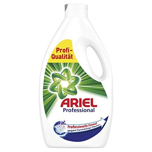 Ariel Professional Vollwaschmittel Flüssig, 2 x 3,025l, (110Waschladungen)