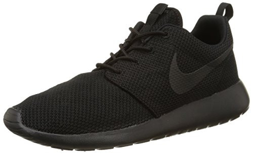 Nike Roshe One Black/Black Men's Athletic Shoes Size 14