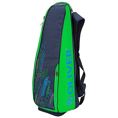 Oliver Long Rucksack Blue-Green Racketbag Tennis Squash Badminton