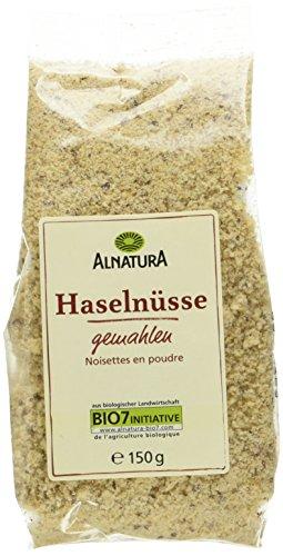Alnatura Bio Haselnüsse gemahlen, 150 g