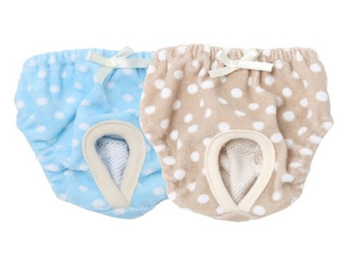 Puppy Angel Multi Pack Culottes à Pois Taille XL
