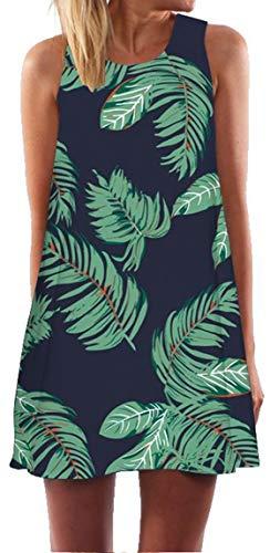 Ocean Plus Mujer Verano Flamenco Camisola Vestido De Playa T