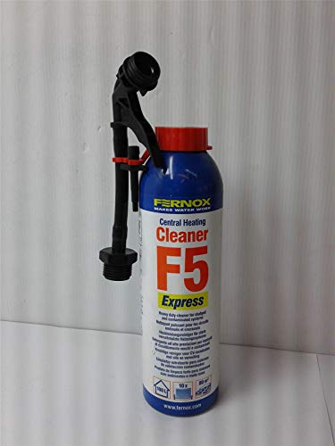 Fernox Cleaner F5 Express 280 ml Heizungs Reiniger Aerosol 100ml/17,82€