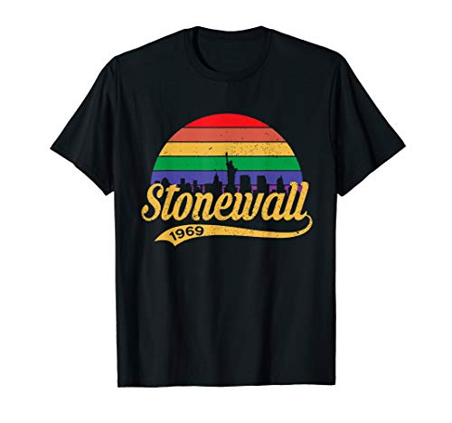 Pride 50th Anniversary Stonewall 1969 Was A Riot LGBTQ T-Shirt
