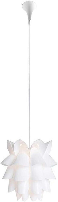 Vintage Kronleuchterkronleuchter Kronleuchter Pp 50 Cm Wei Lotus Nordic Beleuchtung Raspeln E27 Led Kronleuchter Deckenbeleuchtung
