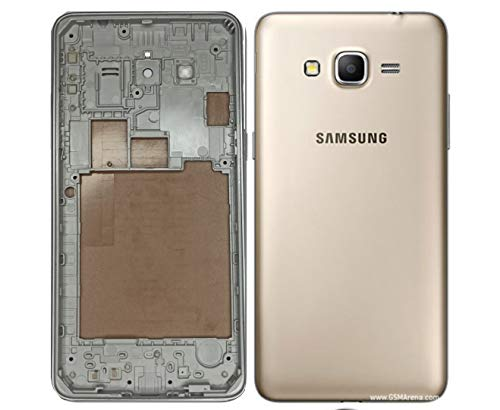 Backer The Brand Replacement Full Body Housing Panel for Samsung Galaxy Grand Prime G531 SM-G531 - Gold