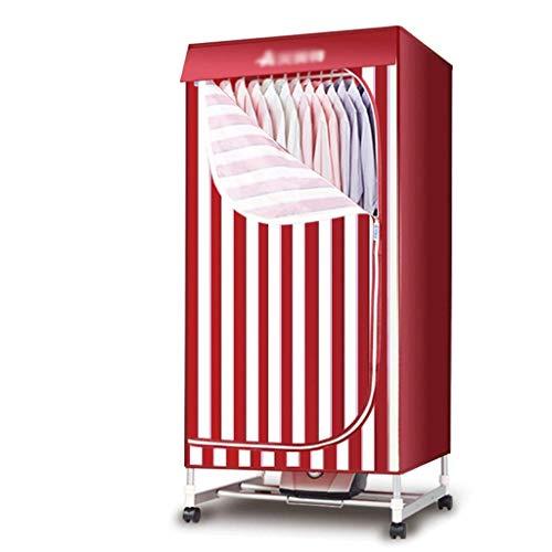 Carl Artbay Multifunctionele warmtepomp, draagbaar, draagbaar, droogrek, 900 watt, 2-laags, belasting 10 kg, luchtontvochtiger