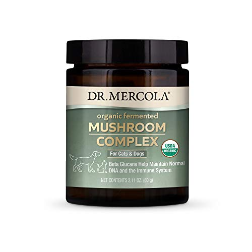 Top 10 best selling list for mushroom supplements for dogs
