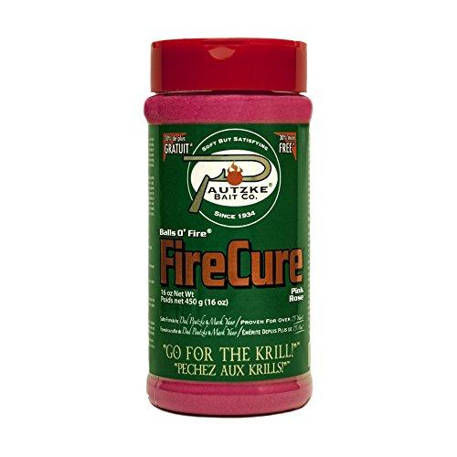 Pautzke Fire Dye P16FC/PNK, Pink 16 OZ