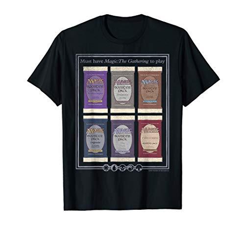 Magic: The Gathering Card Packs T-Shirt