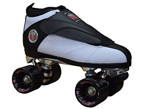 Epic Skates Evolution Quad Roller Jam Speed Skates