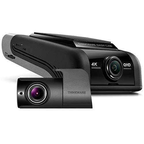 THINKWARE U1000 Dual Dash Cam 4K UHD 3840X2160 Front Cam, 2K 2560X1440 Rear Cam, 150° Wide Angle...