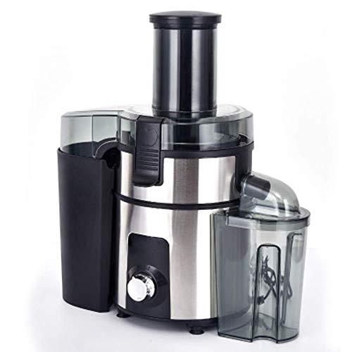 Exprimidor de masticación, extractor de jugo de prensa en frío, regalos for el hogar Jugo de fruta de gran calibre, máquina de cocción de la máquina de verduras, fácil de limpiar 250W sin BPA kshu