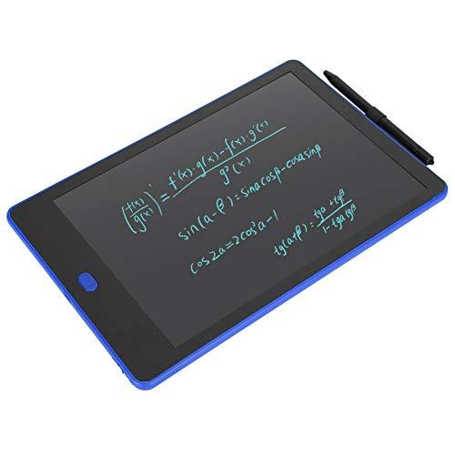 DAUERHAFT Tablero de Dibujo LCD, Ajuste el Color y el Brillo para Estudiantes para niños dibujando y aprendiendo