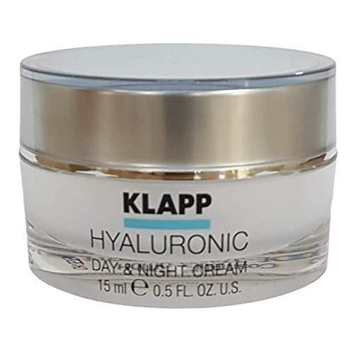 Klapp Hyaluronic Day & Night Cream 15 ml Limitierte Edition