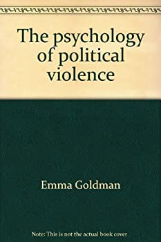 The psychology of political violence 0879681608 Book Cover