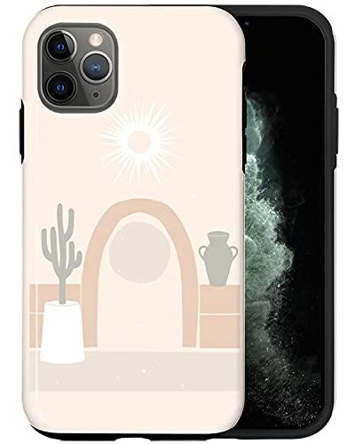 JUSPHY - Carcasa para iPhone 12 Pro, diseño de moda egipcio MA001_3, diseño de moda, diseño de lujo, bonito y bonito diseño de accesorios para teléfono