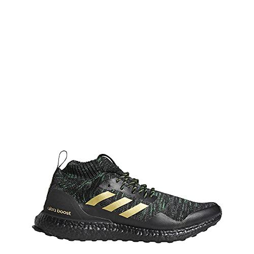 adidas Running Men Ultraboost DNA Mid x Von Miller PE Green Black FZ5490