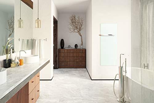 ETHERMA 35910 LAVABATH Glasheizkörper Weißgrün kaufen  Bild 1*