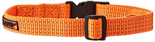FARM-LAND 90-1-048-001 Collier Orange signalétique Taille 30-45
