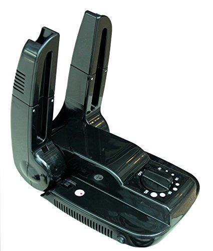 Global Care Market Elektro-Schuhtrockner und Ozon-Deodorant | Elektronische Schuhe + Stiefel Trockner Sterilisator mit mechanischem Zifferblatt und Timer-Funktion (Modell G-S6629C)