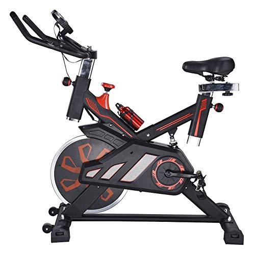 YLJYJ Bicicleta estática sentada, reclinada Bicicleta de Ejercicio en casa Ejercitador Bicicleta de Pedal estacionaria para piernas y Brazos Ciclismo con Monitor LCD y Heart Ra (Deporte)