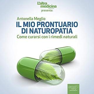 Il mio prontuario di Naturopatia copertina
