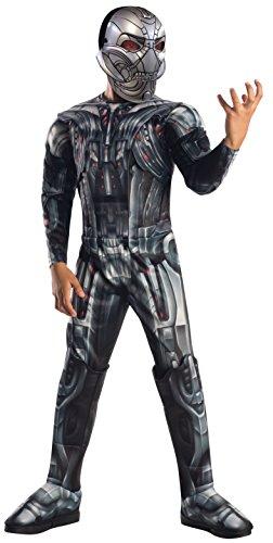 Rubie's IT610442-S - Ultron Avengers 2 Deluxe...