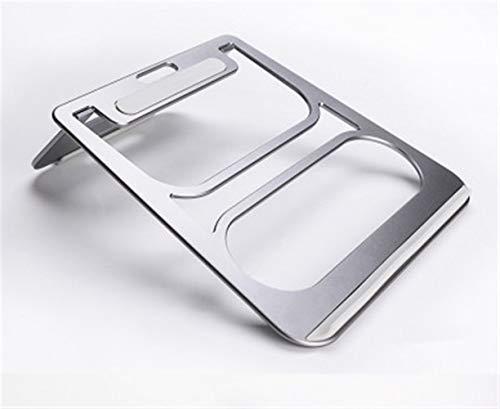 Byrhgood Lega di Alluminio di Apple Notebook Stand Desktop dissipatore di Calore di Base utilizzato for Proteggere Stand Vertebra cervicale Computer Desktop (Color : D)