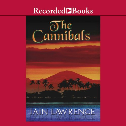 The Cannibals audiobook cover art