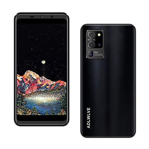 4G Smartphone Offerta del Giorno,2GB RAM/16GB ROM,5.5 Pollici Waterdrop Android 9.1 Cellulari e Smartphone 8MP Fotocamera Telefono Cellulare con Wifi Dual SIM 3600mAh Cellulare Offerta (nero)