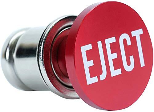 SSyang Accendisigari per Auto,Presa Accendisigari per Auto,Accendisigari Socket Plug 12V 20mm Ricambio Pulsante a Pressione per la Maggior Parte dei Veicoli