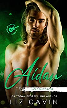 Aidan (Knight's Edge Series Book 3) by [Liz Gavin, OlivaProDesign Cover Designer]