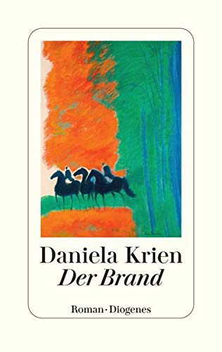 Buchseite und Rezensionen zu 'Der Brand' von Daniela Krien