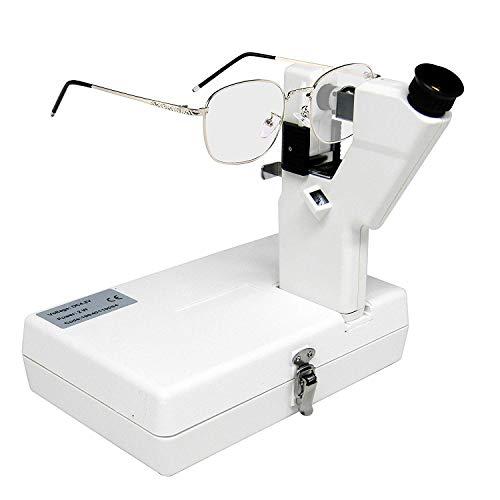 MXBAOHENG Focimetro Manuale Opcital Lensmeter Apparecchiatura di Collaudo per Occhiali CP-1 CE