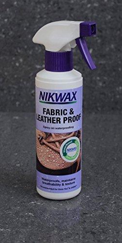 Nikwax Tissu et Cuir Proof M Transparent