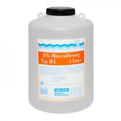 Judo Minerallösung JUL-H für Härtegrad 3, gelb, 6 Liter