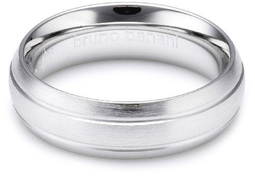 Bruno Banani Unisex-Ring 925 Sterlingsilber Gr. 64 49/91003