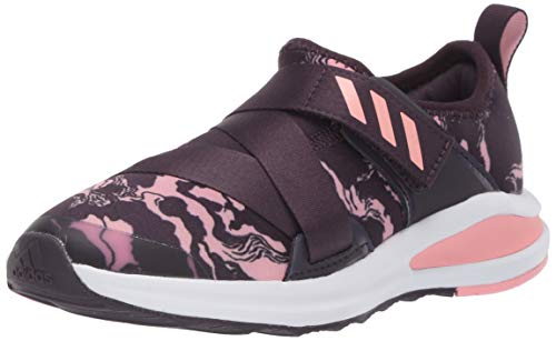 adidas Fortarun X - Zapatillas de Running Unisex, Color Morado, Rosa y Blanco, Talla 3