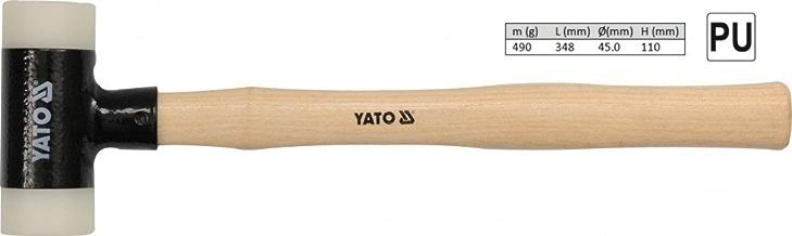 Stubai Holzhammer Keilform 170x90x50