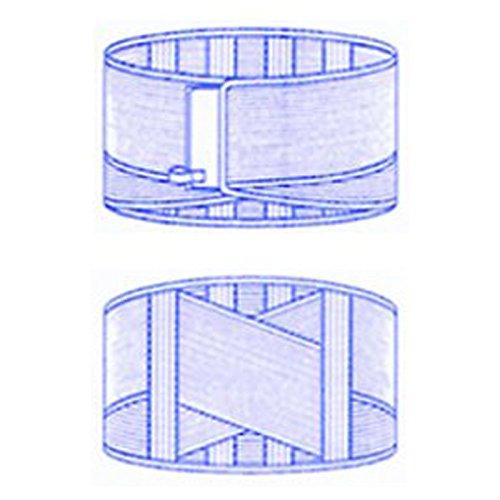 Schiebler Rückenstützbandage Para Vertebral light Größe VI weiß