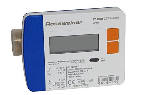 1285102.101 Wärmezähler Rossweiner