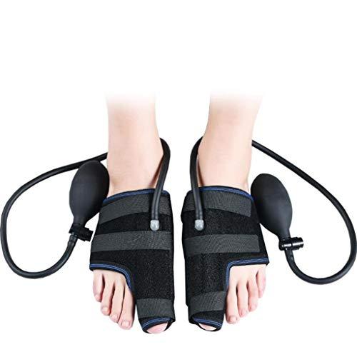 Adjusting the toe aligner Ortesis de juanete, separador del dedo del pie del gel, almohadilla de apoyo del dedo del pie Zapatos correctivos for hombres/mujeres/bailarines Toe separation care d